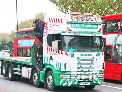 #1 London Haulage Specialists