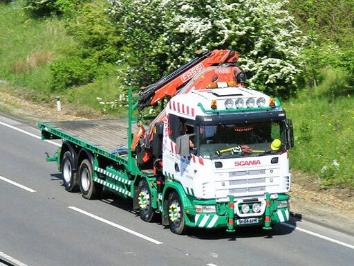 Chelmsford Haulage Hire