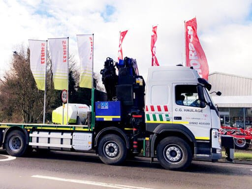 #1 Flat Bed Hire In The Uk